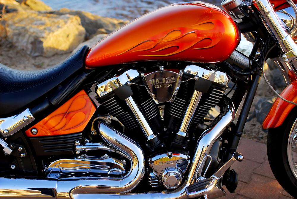 Customize Your Own Harley Davidson